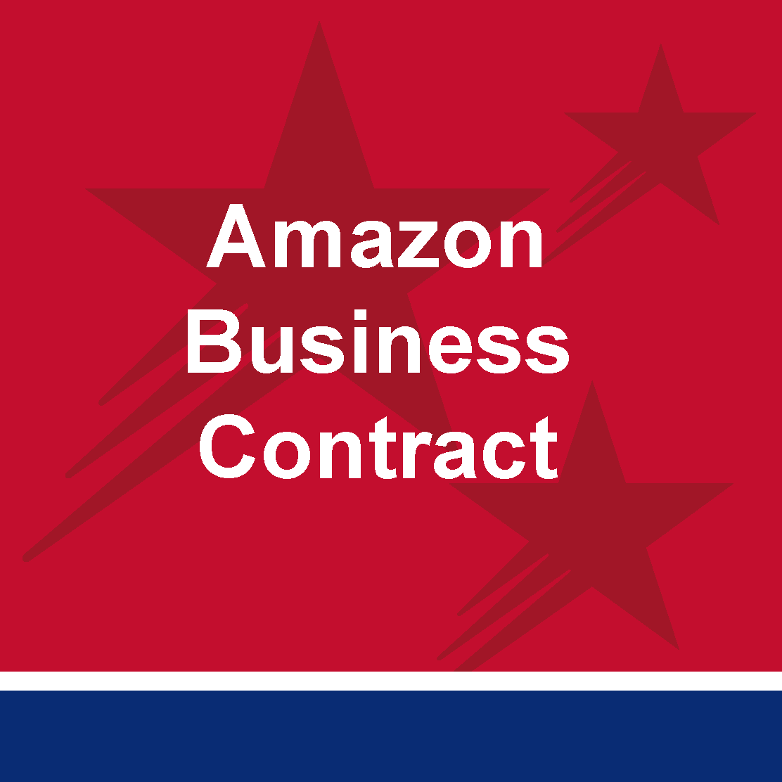 Amazon Busines Contract Button