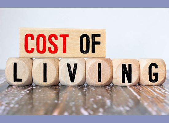RSP cost of living
